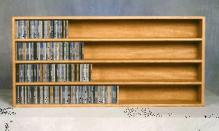 472 CD capacity Wall Rack
