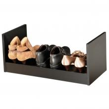 Stackable Shoe Racks black