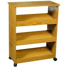 Shoe Rack Stackable With Casters Racksncabinets