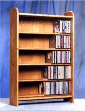 CD desk top/ floor storage rack capacity 275 CD's