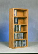 Wall Mount CD storage rack Capacity 130 CDu0027s & DVD Wall Mount Rack CD Wall Mount Cabinet CD Media Rack CD DVD ...