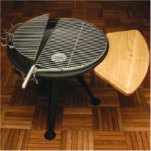 Hotspot By Firesense Terrace 600 Charcoal Bbq Grill