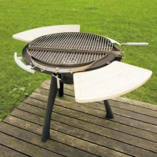 Grilltech By Firesense Space Grill 800 Charcoal Bbq Grill