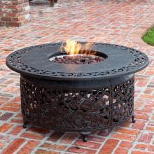 Cast Aluminum Lpg Fire Pit