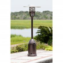 Hammer Tone Bronze Deluxe Patio Heater