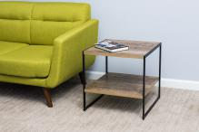 Tribeca Cube End Table