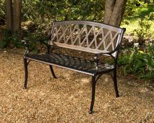 Hargrove Patio Bench