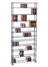Atlantic Maxsteel 12 Tier Shelves Silver