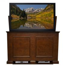 Grand Elevate Espresso TV Lift Cabinet