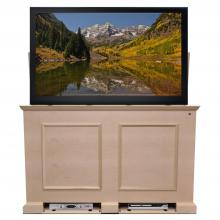 Grand Elevate Unfinished TV Lift Cabinet