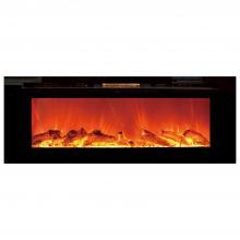 Sideline Flush Mount Fireplace