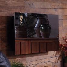 Mirror Onyx Fireplace