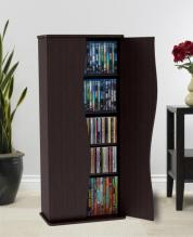 Venus Media Cabinet & Solid Wood CD Storage DVD Storage CD Cabinet DVD Cabinet For ...