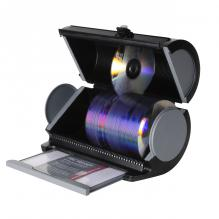 Atlantic 80 Disk Storage Manager Black