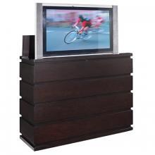 Prism Espresso TV Lift Cabinet