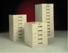 Short Vertical 4 Drawers