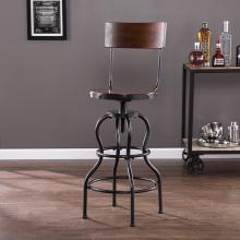 Willows Swivel Bar Stool