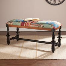 Ellie Patchwork Bench