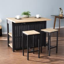 Berinsly Pair of Kitchen Stools