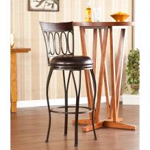 Brookshire Swivel Bar Stool