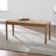 Scalby Natural Seagrass Bench