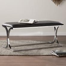 Cady Reptile/Chrome Bench