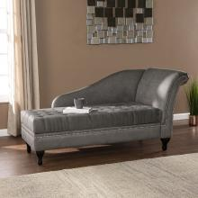 Avalonia Chaise Lounge w/ Storage