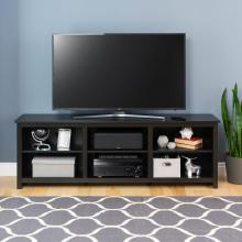 Prepac Sonoma 72 inch TV Stand, Black
