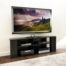 Prepac Essentials 60-inch TV Stand in Black