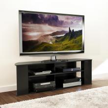 Prepac Essentials 60-inch TV Stand in Black