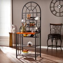 BLACK DOME BAKERS RACK