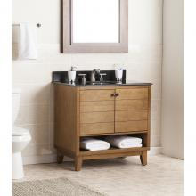 Ridglea Bath Vanity Sink W/ Granite Top