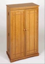 Leslie Dame Media Storage Cabinet