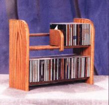 201 CD Rack