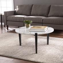 Morganza Round Cocktail Table
