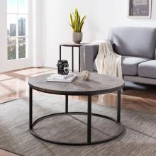 Landsmill Industrial Reclaimed Wood Cocktail Table