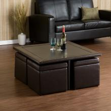 Nylo Storage Cube Table Set