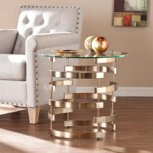BELMAR END TABLE
