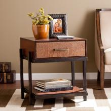 Palmetto End Table