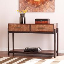 Palmetto Console Table