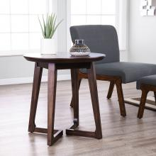 Meckland Midcentury Modern Round End Table