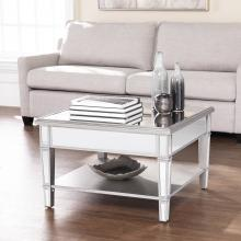 Wedlyn Square Mirrored Cocktail Table