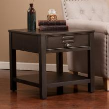 Radcliff Metal End Table