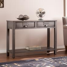 Radcliff Metal Console Table