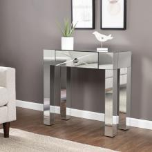 Cresheim Mirrored Console w/Drawer