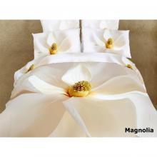 Duvet Cover Set Magnolia, Bed in Bag, Dolce Mela King DM402K