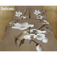Duvet Cover Set Delicato, Bed in Bag, Dolce Mela Queen DM420Q