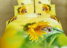 Butterfly Kisses, Duvet Cover Egyptian Cotton Luxury Bedding
