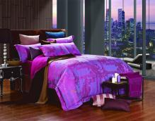 Duvet cover set Luxury King bedding Dolce Mela DM471K