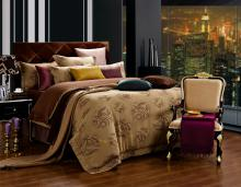 Duvet cover set Luxury Queen bedding Dolce Mela DM474Q